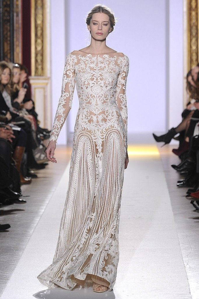 Zuhair Murad Spring Couture 2013 | Beautiful, Runway and Spring
