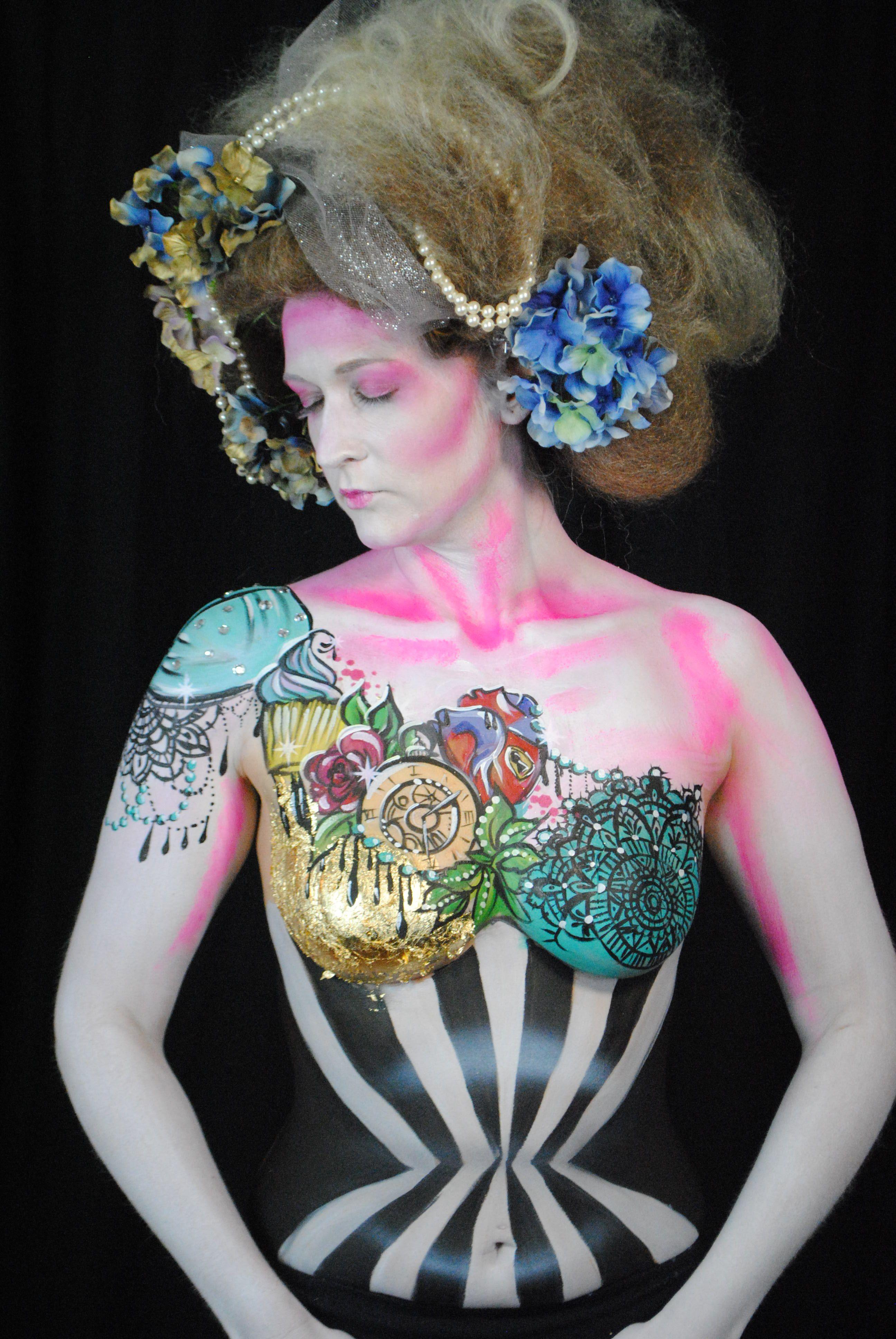 Sara Meyer Body art