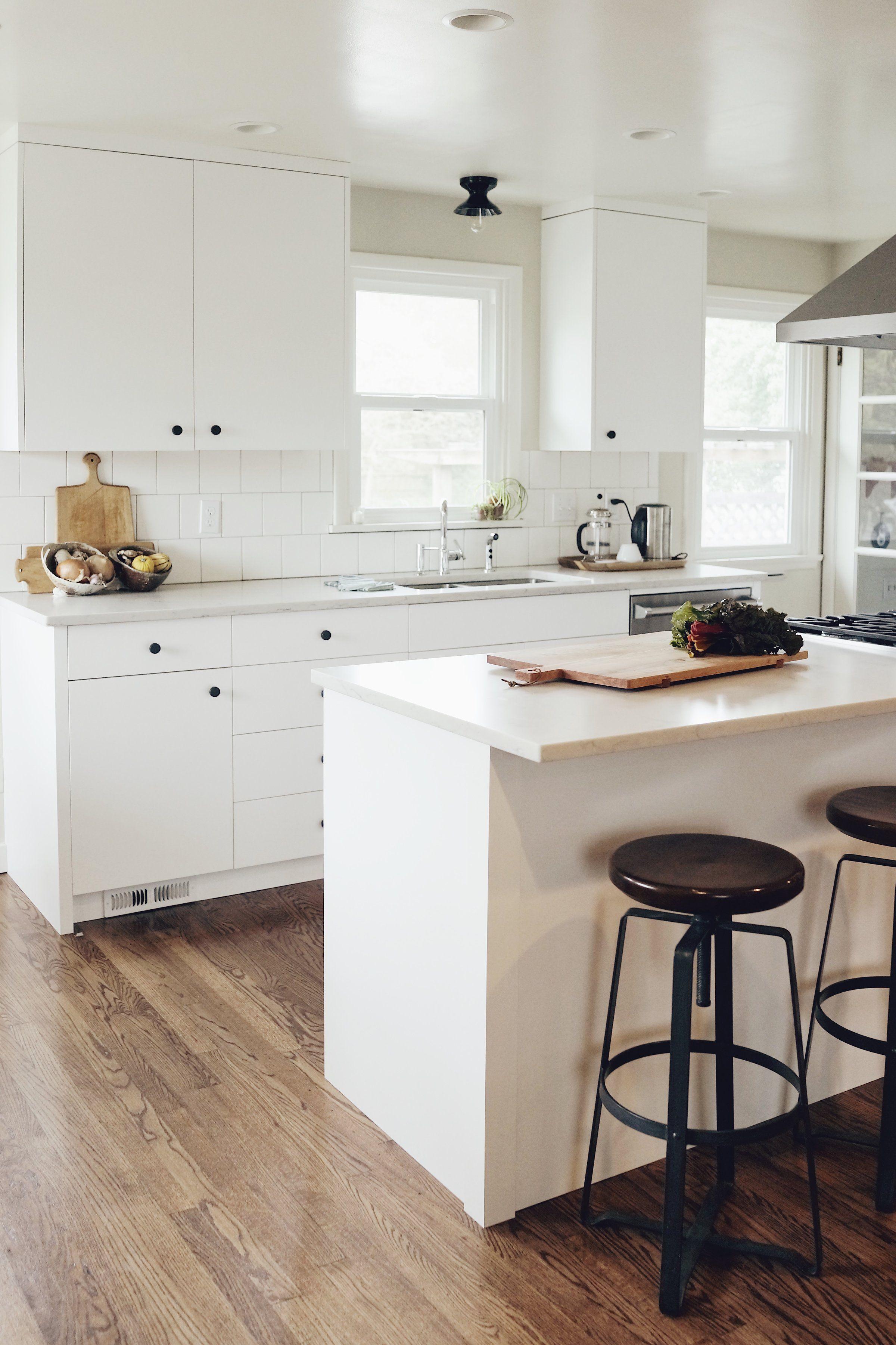 Kitchen Of The Week A Family Kitchen In Seattle Budget Edition Remodelista Kitchen Remodel Kitchen Kitchen Design