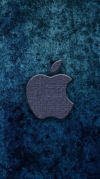 Denim World Iphone7 Wallpaper Apple Logo Wallpaper Iphone Apple Wallpaper Apple Logo Wallpaper