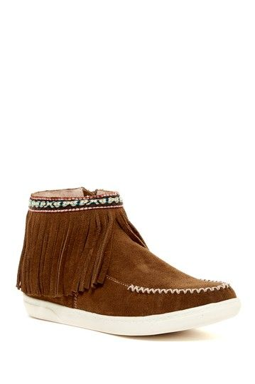 Vienna Ankle Boot by Minnetonka on @nordstrom_rack