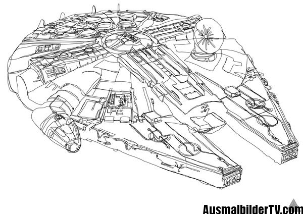 Ausmalbilder X Wing Star Wars Drawings Star Wars Illustration Star Wars Awesome