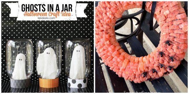 Cheap Halloween Decorations Home Ideas Pinterest