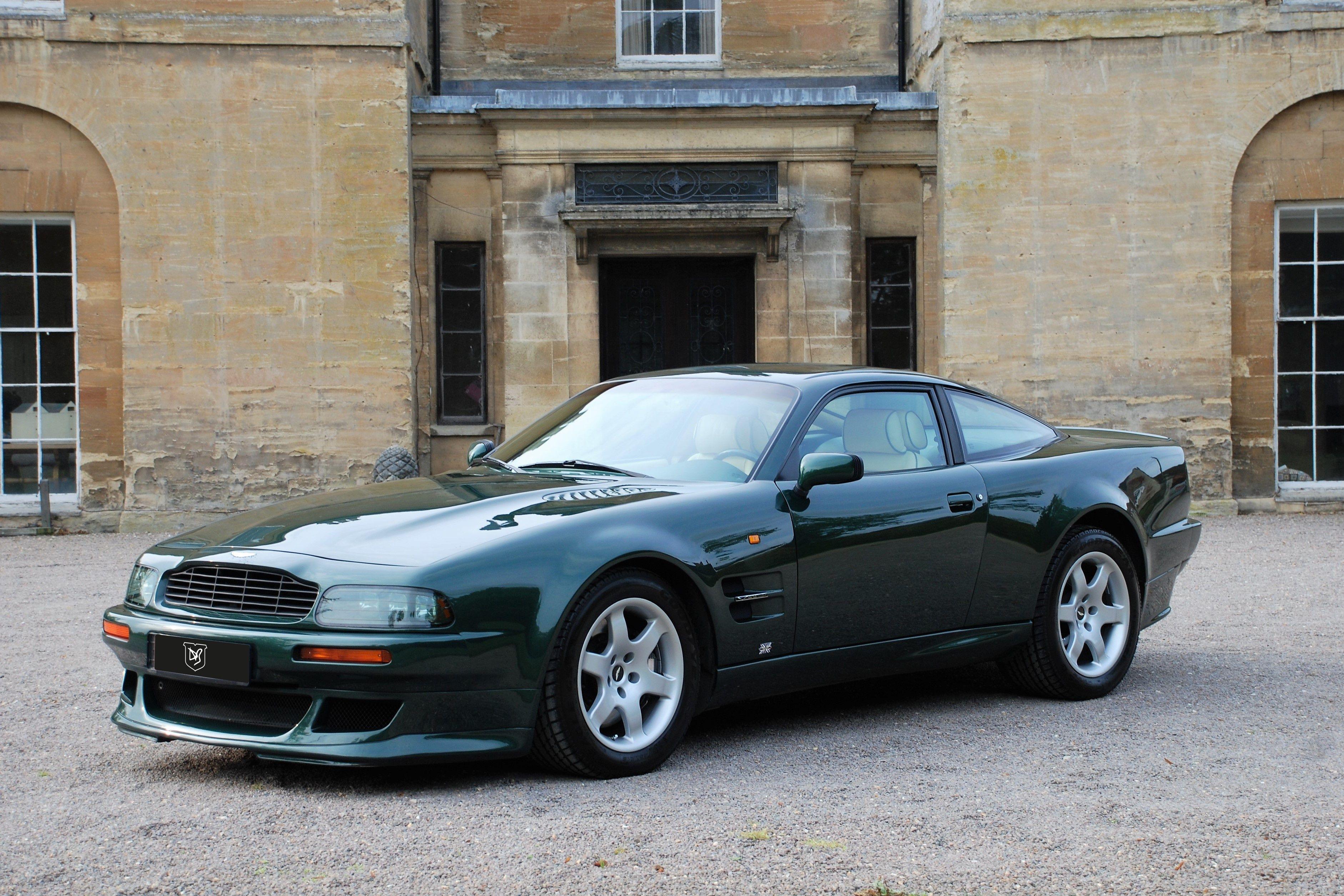 1995 Aston Martin Vantage V550