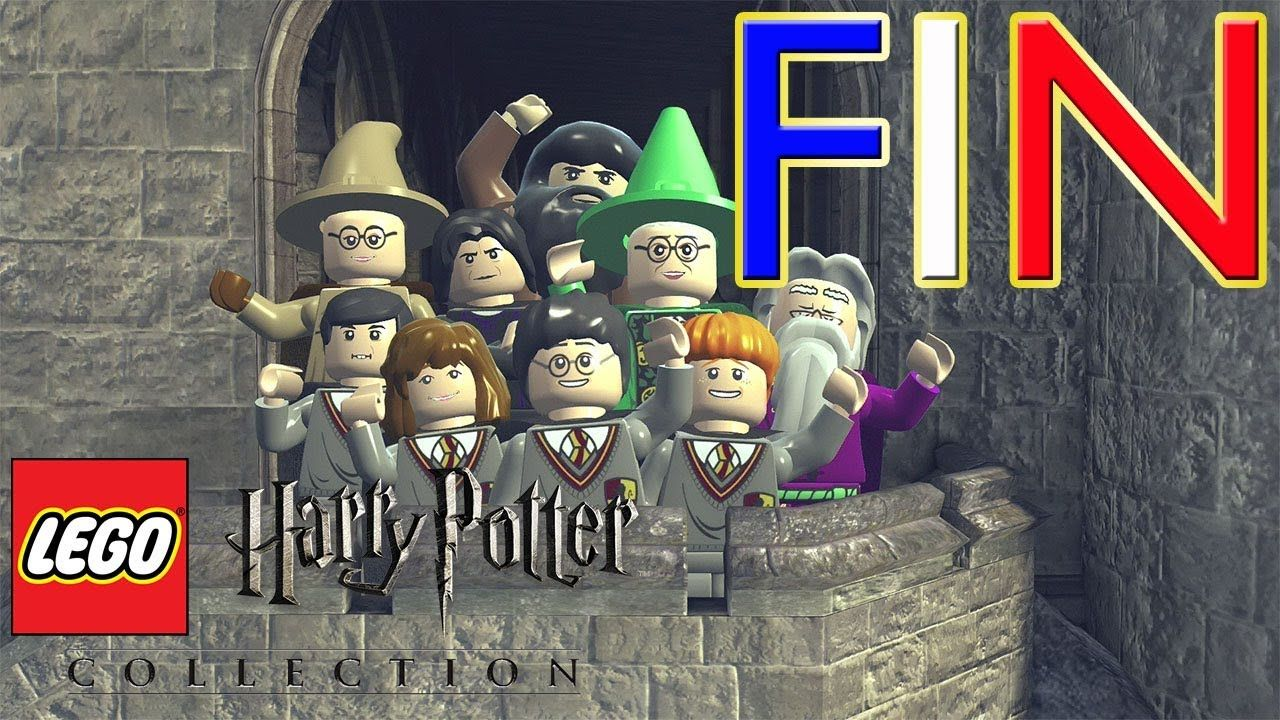 Lego Harry Potter Annee 1 4 Gameplay 25 Fin Lego Harry Potter Lego Harry Potter Collection