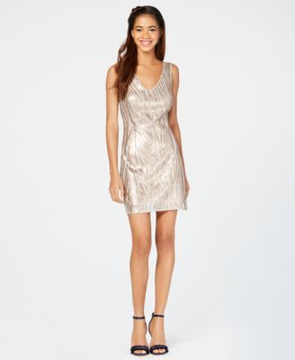 d3173a9737ad0 Juniors' Sequined Tank Dress | macys.com | Gin & Jazz | Dresses ...