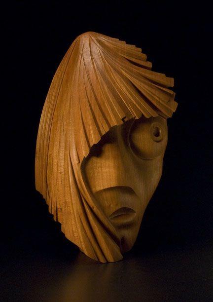 Keith Holt Artwork » Turned Sculpture