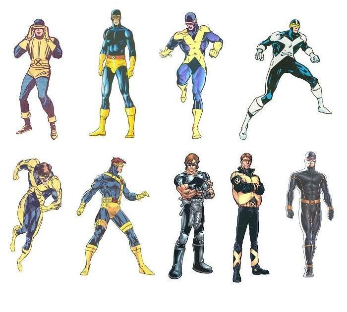 Cyclops Costume Design X Men Costumes Marvel Costumes Best Costume Design