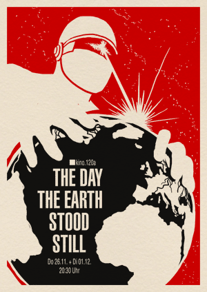 The Day The Earth Stood Still Movie Poster Movie Posters Vintage Movie Posters Design Cinema Posters