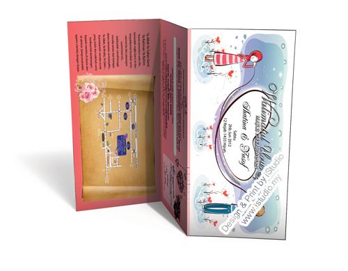 Kad Kahwin Kartun Comel Kad Kahwin Book Cover Cover