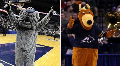 mascot madness who has the cuter mascot jack the bulldog from
