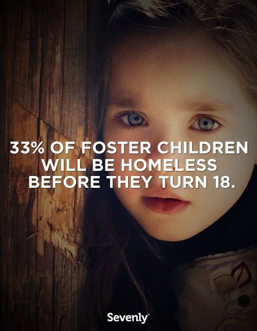 70 of children targeted for trafficking in the us are homeless or adoption and foster care into loving stable homes saves lives someday id like to adopt some kids ccuart Choice Image
