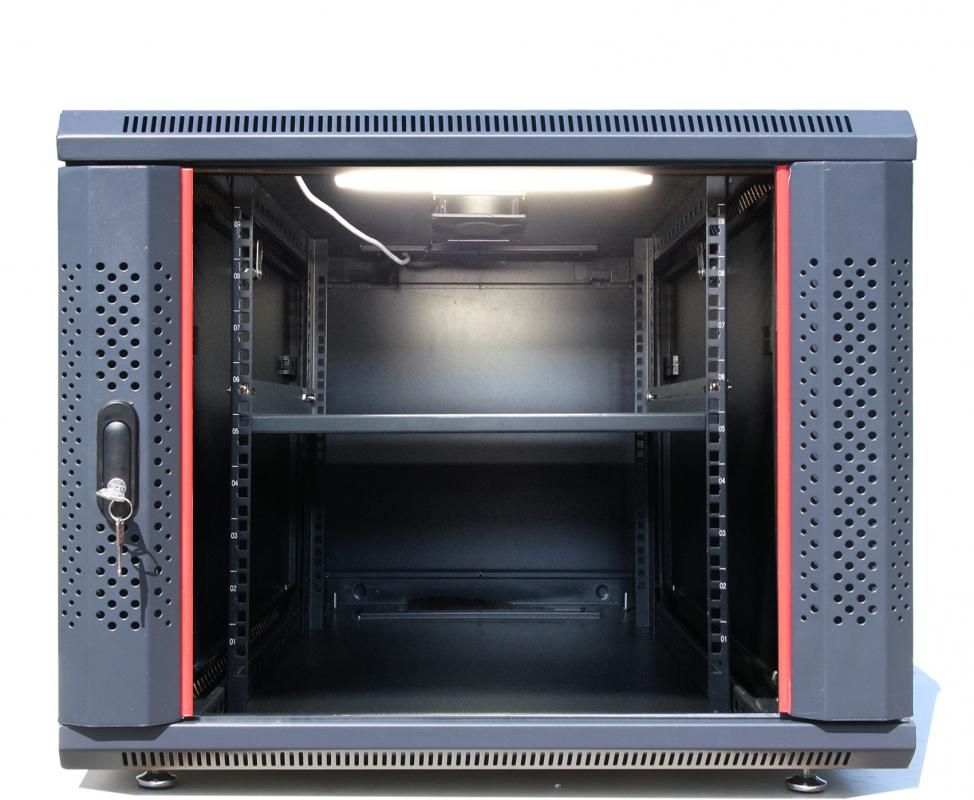 12u 24 Depth Wall Mount 19 Enclosure Srw 12 600 Server Rack Server Cabinet Wall Mount