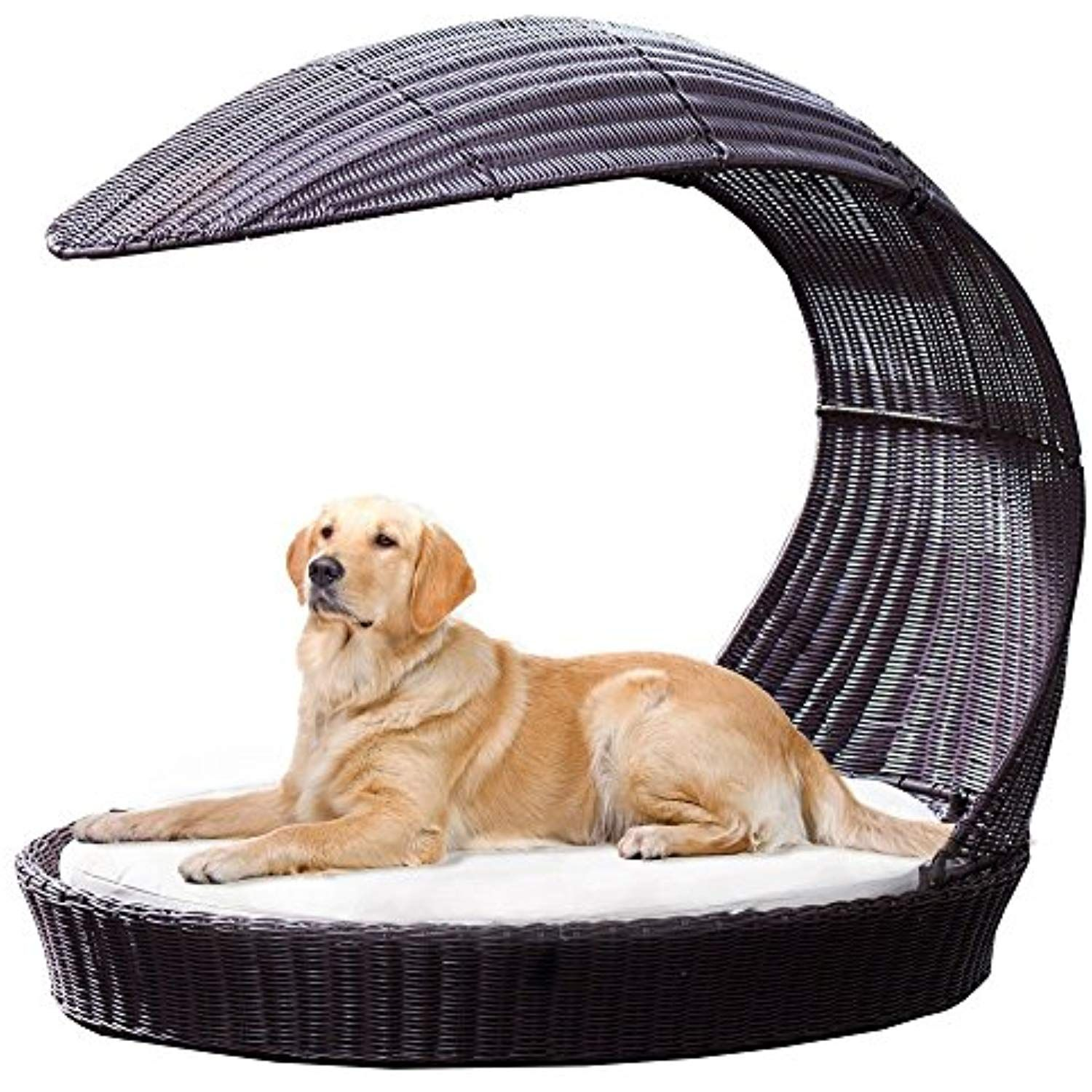 Refined Canine Outdoor Dog Chaise Lounger XLarge More