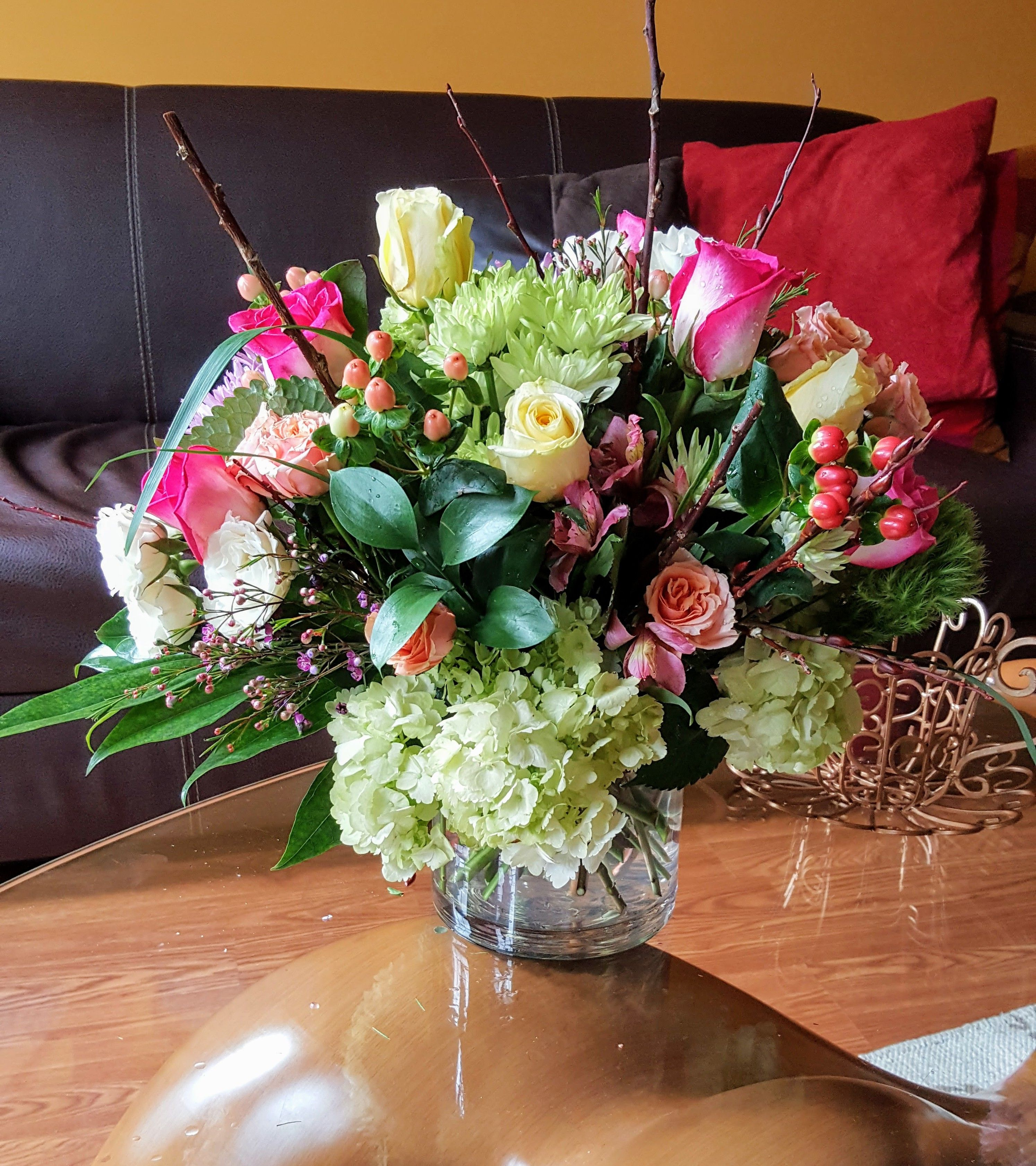 Spring In Blooms Birthday Pinterest Fresh Flower Delivery