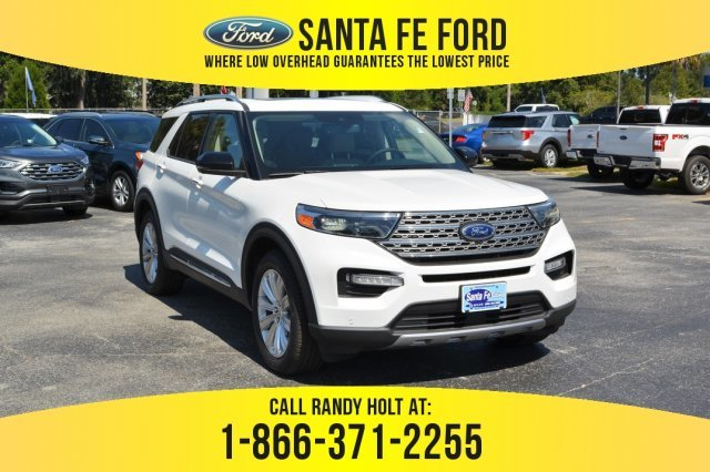 2020 Ford Explorer Limited FWD SUV For Sale Gainesville FL