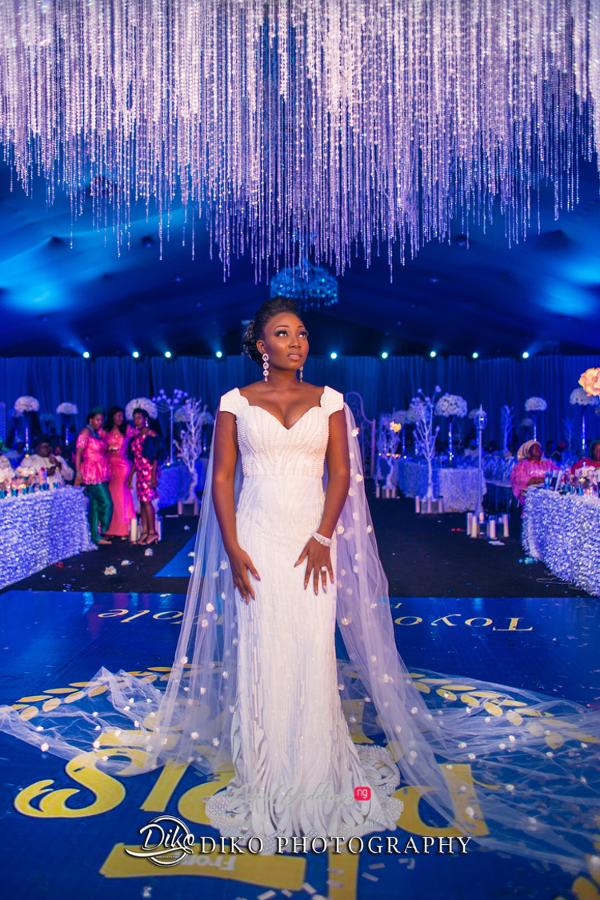 Toyosi Ilupeju & Wole Makinwa had an amazing Valentine\'s Wedding ...