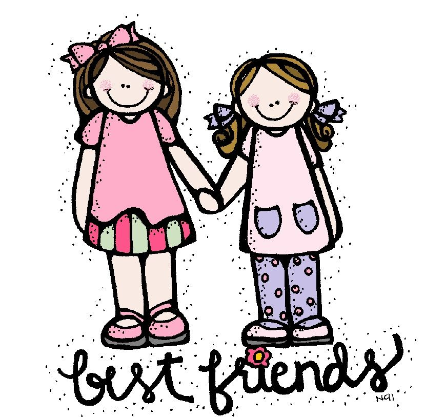 image result for melonheadz clipart girls melonheadz pinterest rh pinterest com  bff clipart free