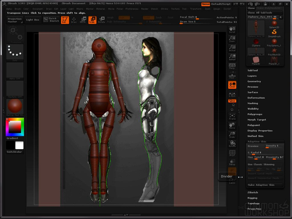 Introduction To Character Modeling Character Modeling Character Concept Design