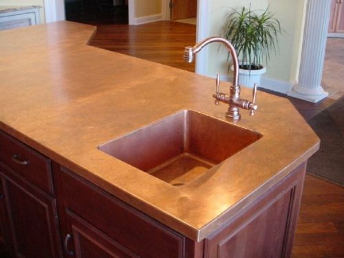 Arbeitsplatte Badezimmer ~ 25 praktische ideen für arbeitsplatte in küche und badezimmer