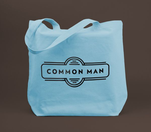 #inspiringbrands _Common Man