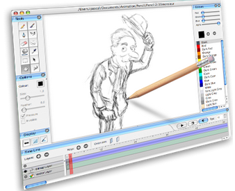 Drawing program online popflyboys for Project drawing software