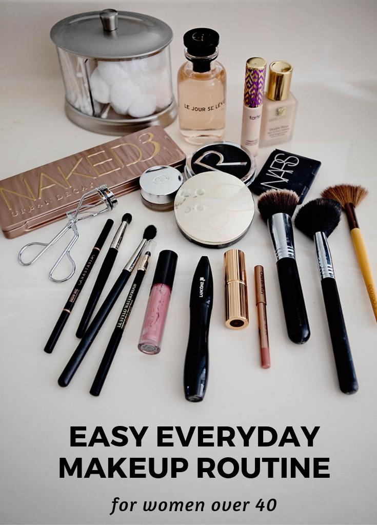 My Current Makeup Routine Simple everyday makeup, Makeup