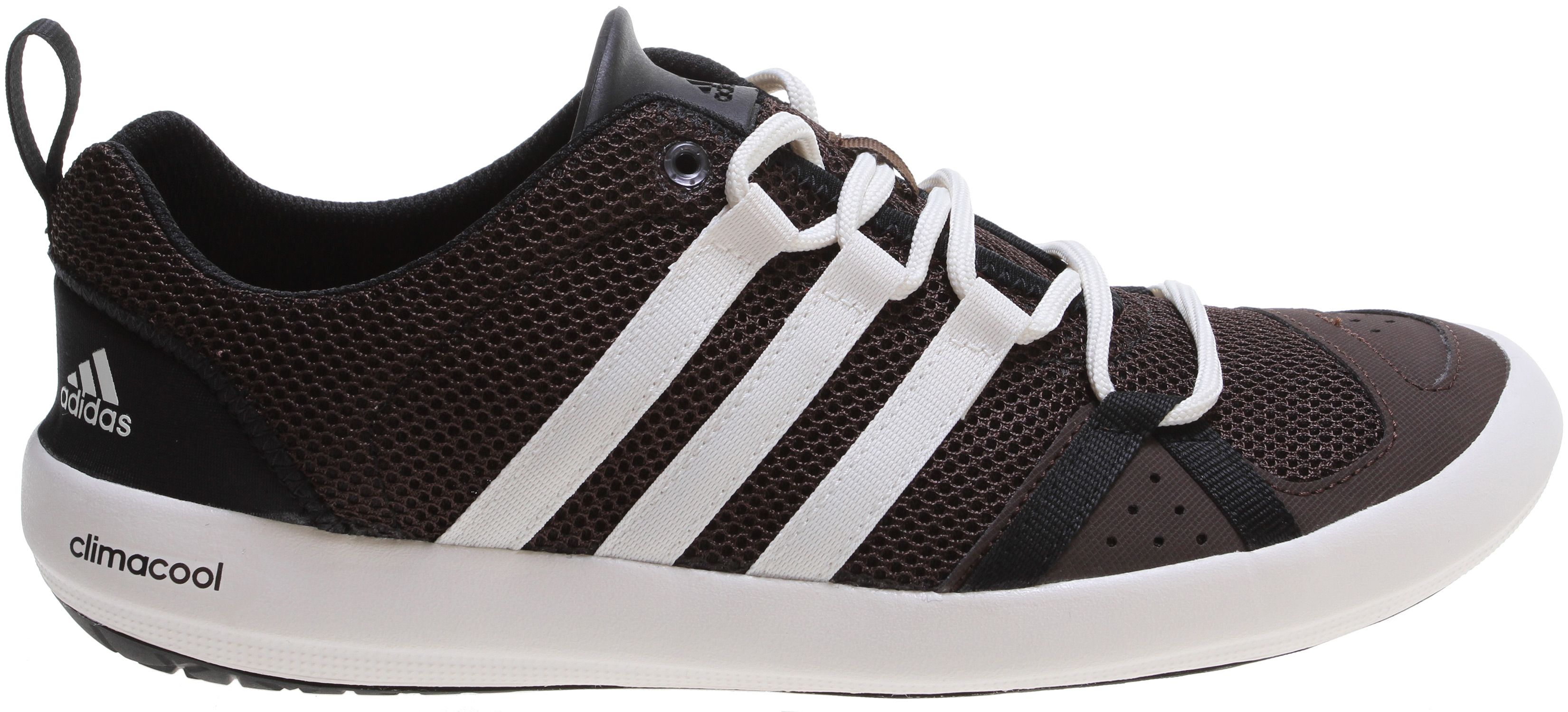 huge selection of b4b84 84560 GearCloset.net - Adidas Climacool Boat Lace Water Shoes Mustang BrownChalk Black