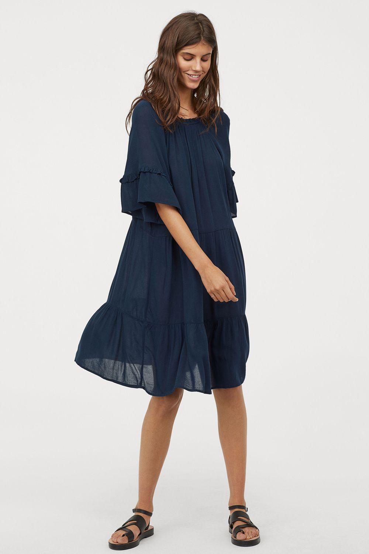 4024fb931f Najdivnije H M haljine za proljetne dane