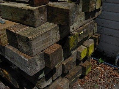 Treated Wood For Gardening Is Pressure Treated Lumber Safe For A Garden Garden In The Woods Wood Garden Beds Brick Garden