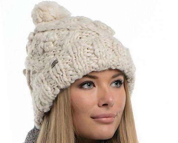 Стильные зимние шапки для женщин 2019-2020, фото, модели ...