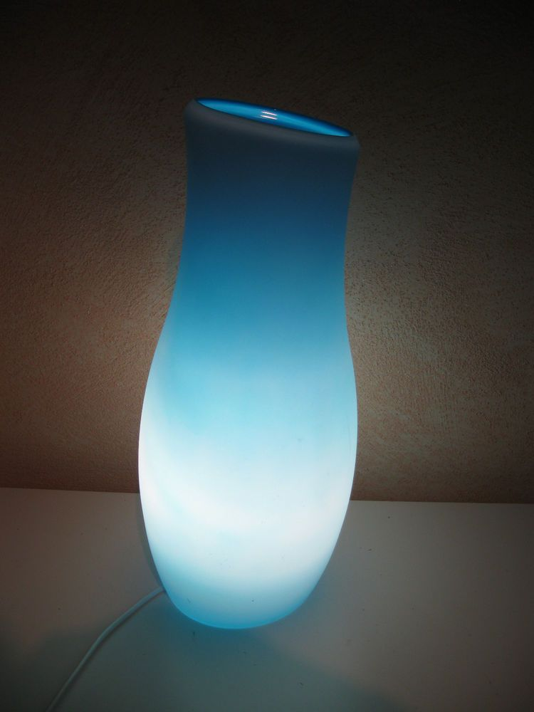 IKEA Mylonit Tischlampe