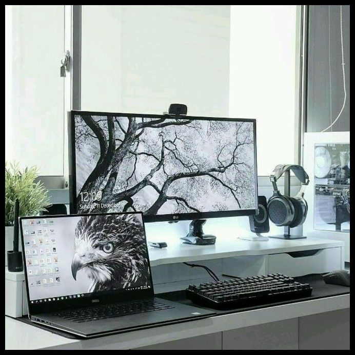 [ Home Office ] Functional And Attractive Home Office Interior Designs # HomeOffice