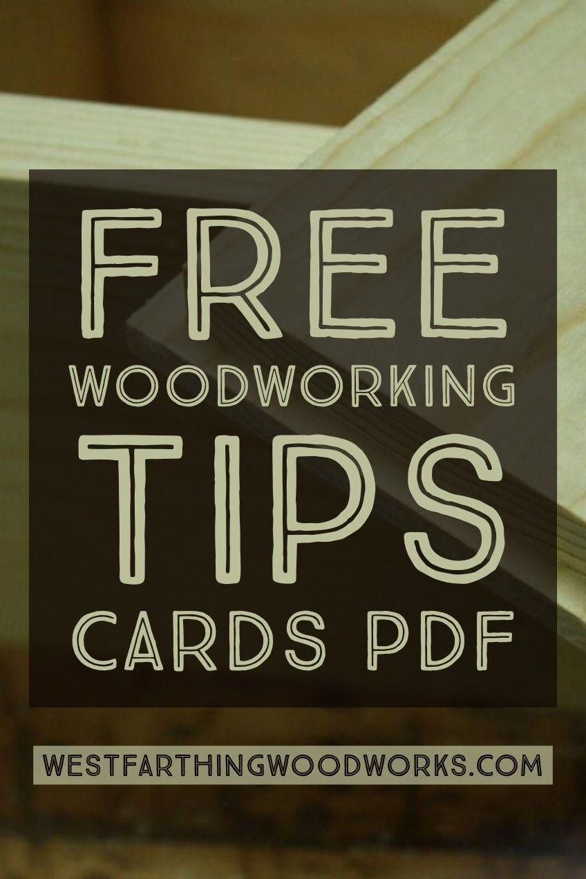 woodworking tips, have fun printing these out and learning