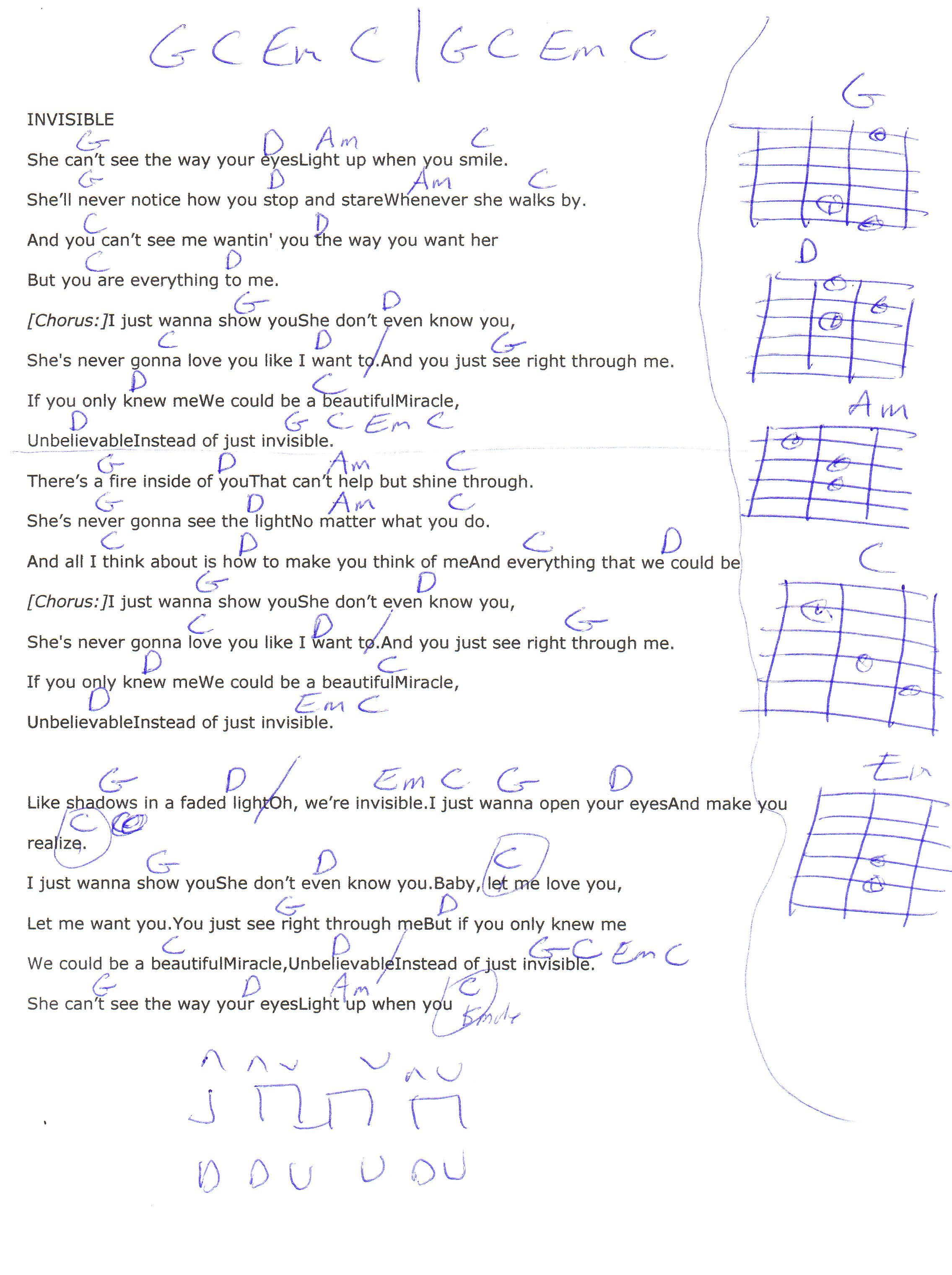 Invisible taylor swift guitar chord chart 2018 guitar lesson invisible taylor swift guitar chord chart hexwebz Images