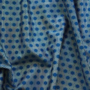 New World Order - Royal   Solid Stone Fabrics #cheer #bows #cheerbows #dance #recital #theater #gymnastics #skating #fabric #stretchfabric  #DIY #crafts #sewing #costumes #fashion
