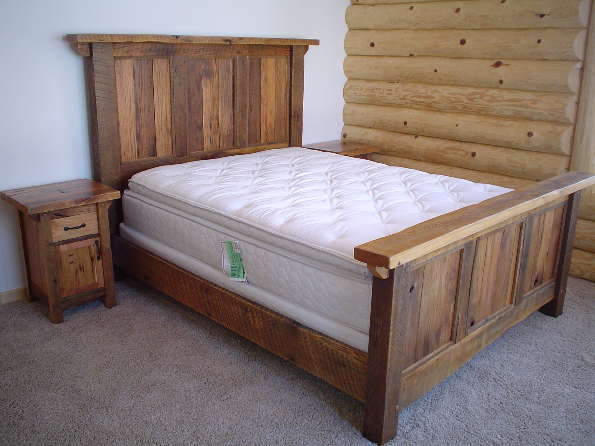 Picture Of Timber Bed Frames 193