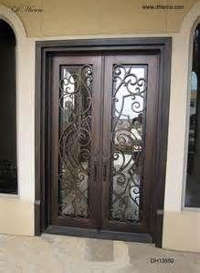 Image detail for -Wrought Iron Doors, double entry door, exterior double doors