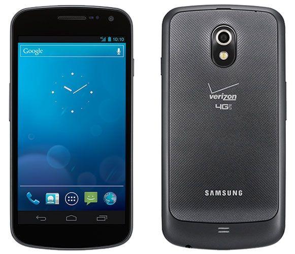 Galaxy Nexus, Samsung Galaxy