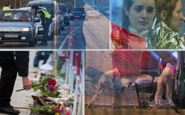 COMUNICATO ISIS: LA FRANCIA NON VIVRA' IN PACE l nuovo, drammatico, bilancio è di 127 morti e 192 feriti. Tra questi ultimi ce ne sono circa 80 in gravi condizioni. Sono al momento due gli italiani feriti lievemente e fuori pericolo negli attacch #isis #francia