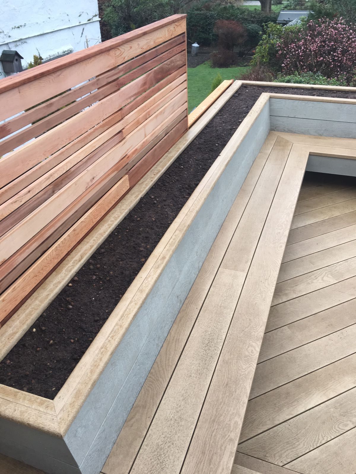 Composite Decking Composite Decking Building A Deck Outdoor Gardens Design