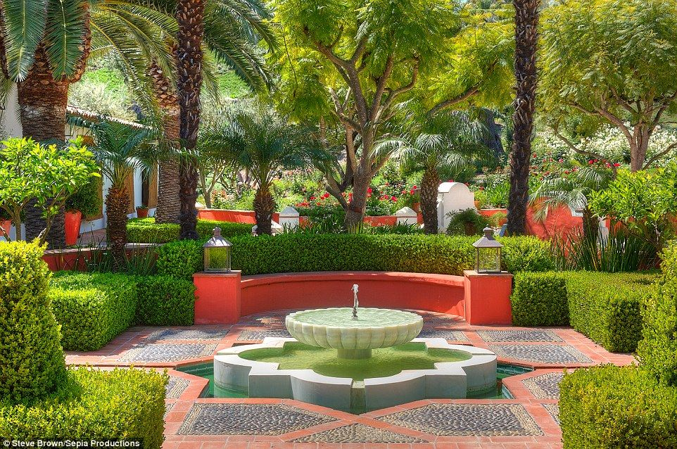 moorish garden design Google Search Garden Pinterest