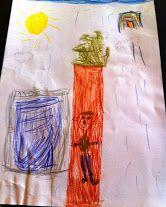 dessin des enfants camping l oree de l ocean vendee