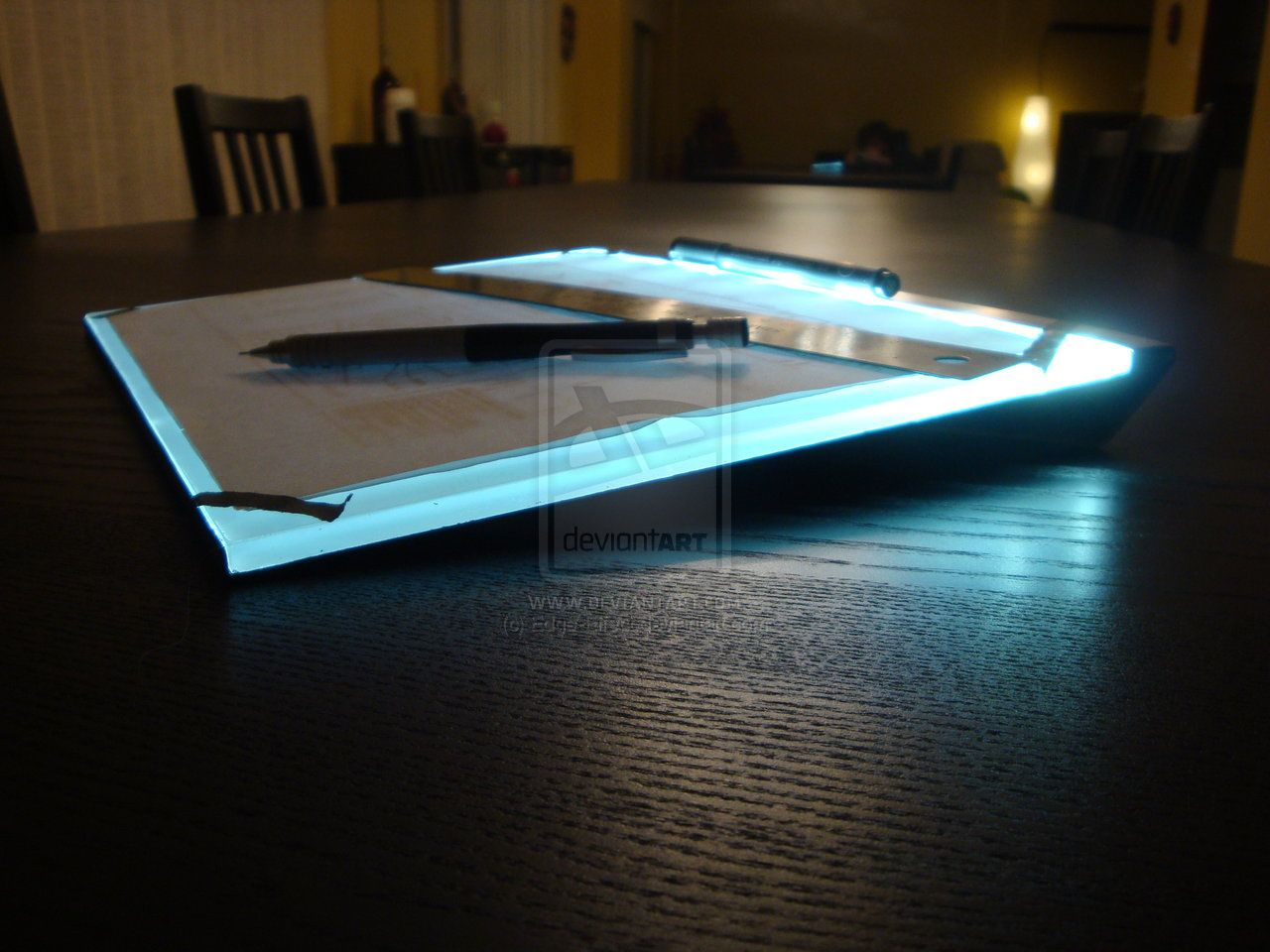 Lighted Drafting Table | Portable Light Table For Drawing