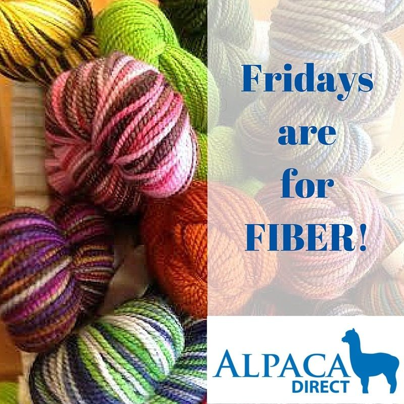 Play with some #yarn today!  You've earned it! www.AlpacaDirect.com