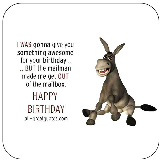 Happy Birthday Cards For Facebook Free Happy Birthday Greeting Cards Happy Birthday Brother Birthday Brother Funny Free Funny Birthday Cards