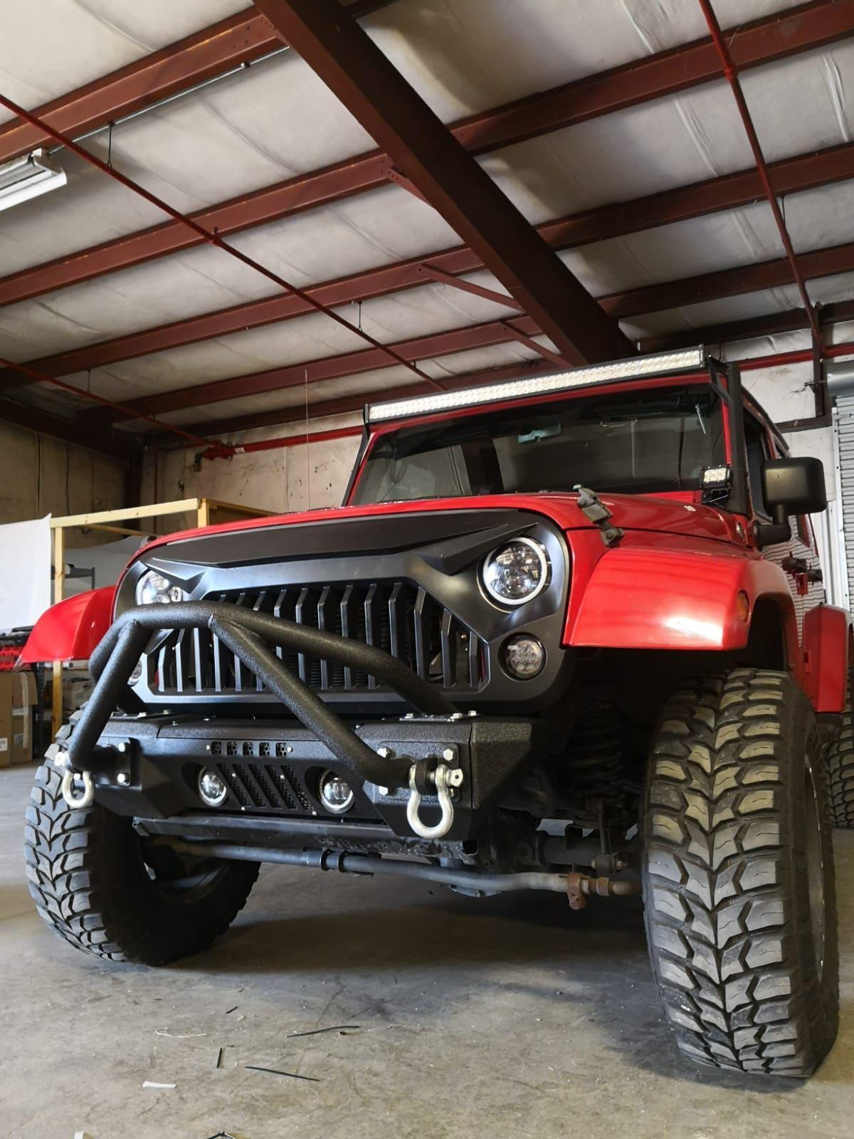Jeepfederation Install Chattanooga Jeep Jeepwrangler Jeep