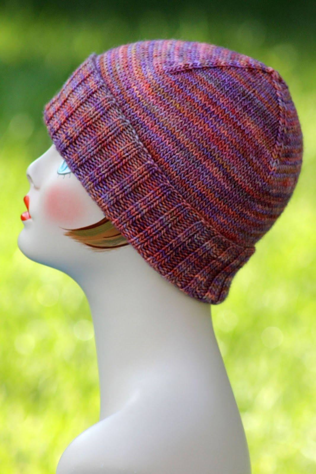 Build-Your-Own DK Weight Hat (With images) | Knitting ...