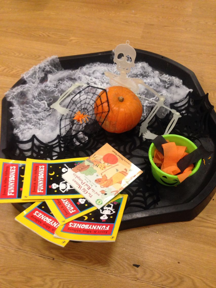 Halloween provocation in early years  Constructivist approach