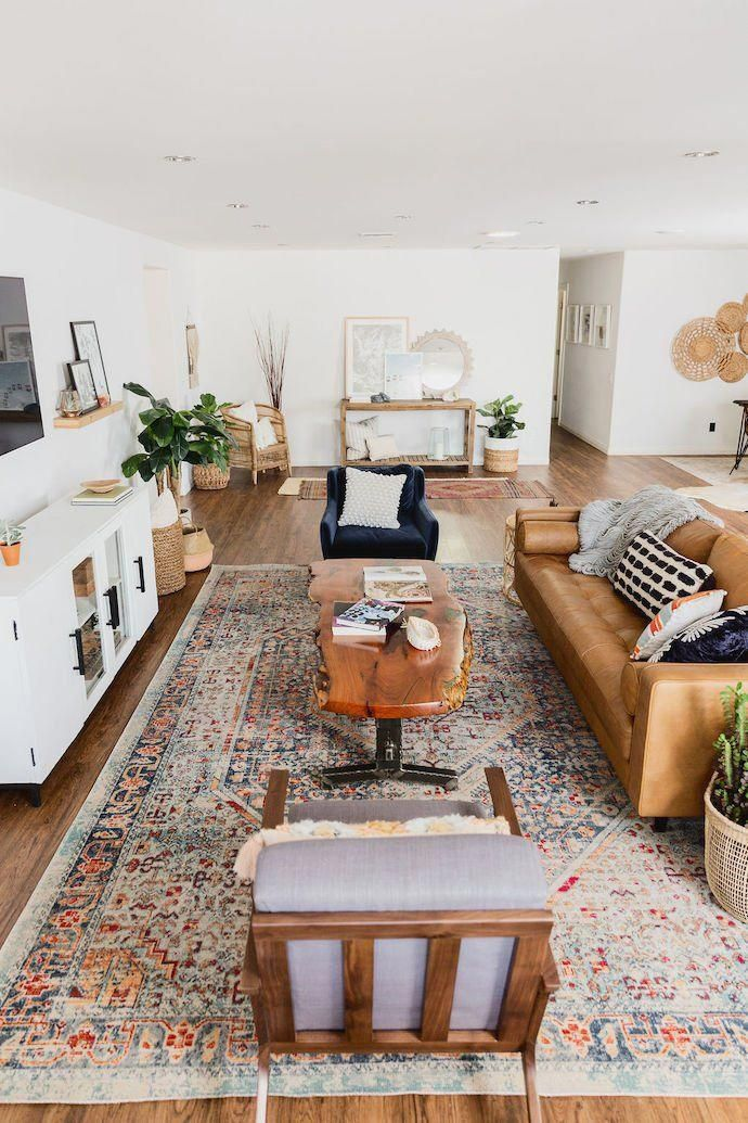 Modern Meets Boho In Paige Rangel's Phoenix, AZ Home ...